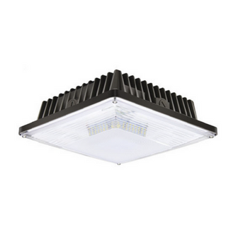 70 Watt LED Canopy  sc 1 st  Factory LED Direct & 70 Watt LED Canopy | LED Canopy Light | Energy Efficient LED